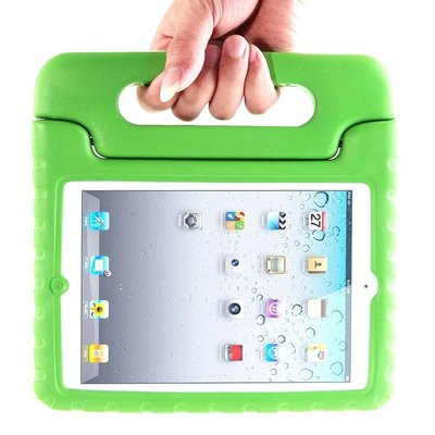 iPad 2 3 4 Kids Cover groen