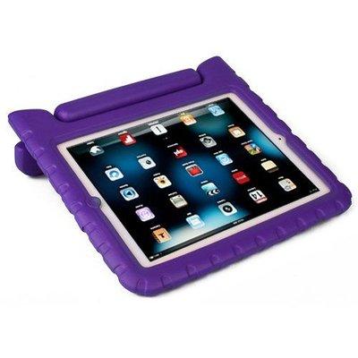 iPadspullekes.nl iPad Air 2 Kids Cover Paars