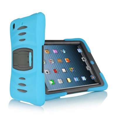 iPad Protector hoes licht blauw