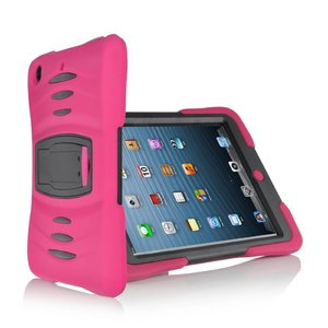 iPad Air Protector hoes roze