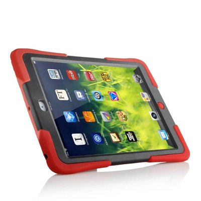 iPad Air Protector hoes rood