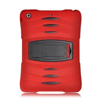 iPad Air 2 Protector hoes rood
