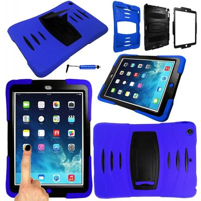 iPad Air Protector hoes blauw