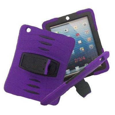 iPadspullekes.nl iPad Air 2 Protector hoes paars