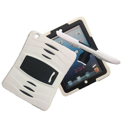 iPadspullekes.nl iPad Air 2 Protector hoes wit