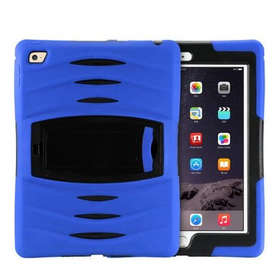 iPad Air 2 Protector hoes blauw