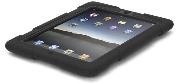 iPad Mini hoes extra beschermd
