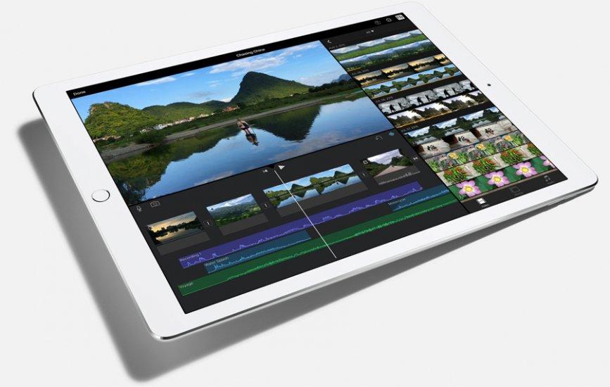 iPad Pro design