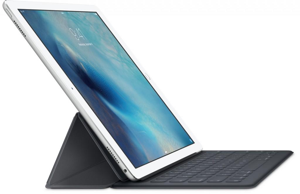 iPad Pro met toetsenbord