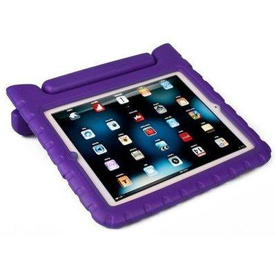 iPadspullekes.nl iPad Air Kids Cover paars