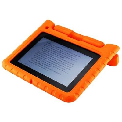 iPadspullekes.nl iPad Mini 4 Kids Cover oranje