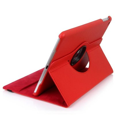 iPad Pro 12,9 hoes Rood leer