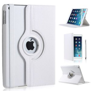 iPad Pro 12,9 hoes Wit leer