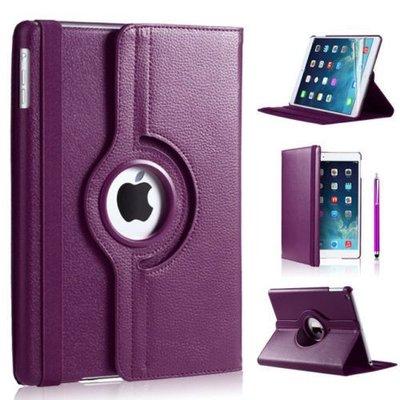iPad Pro 12,9 hoes Paars leer