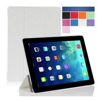 i-Blason i-Folio Leather Smart Case for iPad Air wit