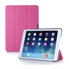 i-Blason iPad Air 2 Leather iFolio Smart Case magenta