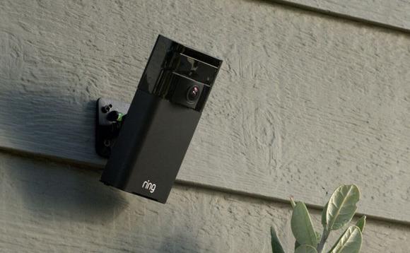 draadloze camera met intercom