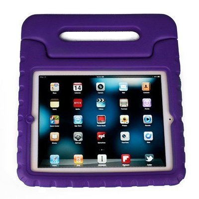 iPad Pro 12,9 Kids Cover paars