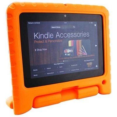 iPad Pro 12,9 Kids Cover oranje