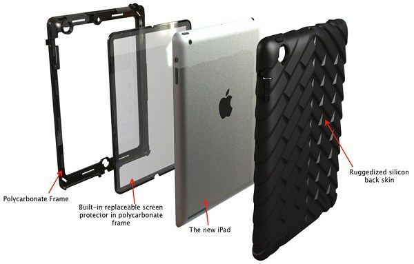 Review: Gumdrop Drop Tech Case voor de iPad