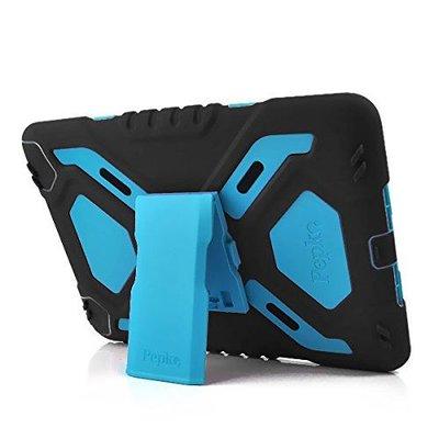 iPadspullekes.nl Spider Case voor iPad Air zwart/blauw