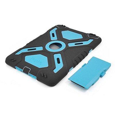 Pepkoo Spider Case voor iPad Air zwart/blauw