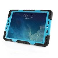 Pepkoo Spider Case voor iPad 2 3 4 zwart/blauw
