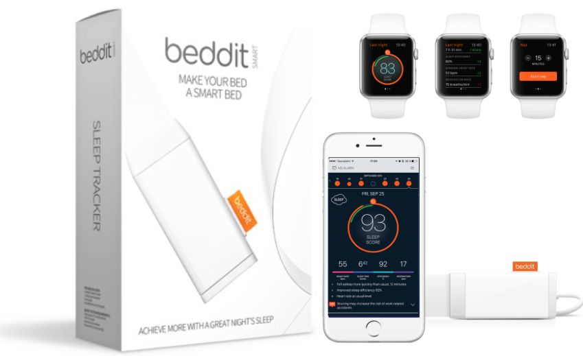Review: Beddit slaaptracker
