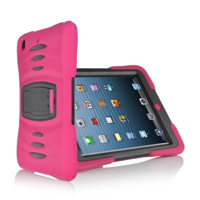 iPad Pro 9.7 Protector hoes roze