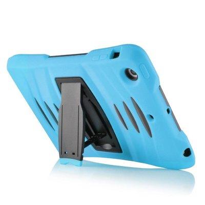iPad Pro 9.7 Protector hoes licht blauw