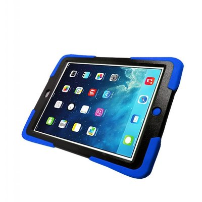iPad Pro 9.7 Protector hoes donker blauw
