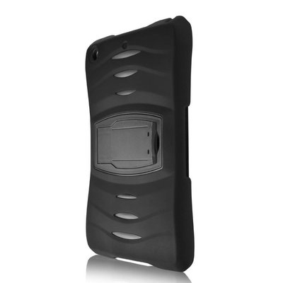 iPad Pro 9.7 hoes Protector zwart