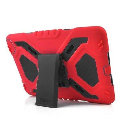 Pepkoo Spider Case voor iPad 2 3 4 rood/zwart