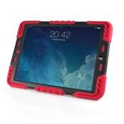 Pepkoo Spider Case voor iPad Air rood/zwart