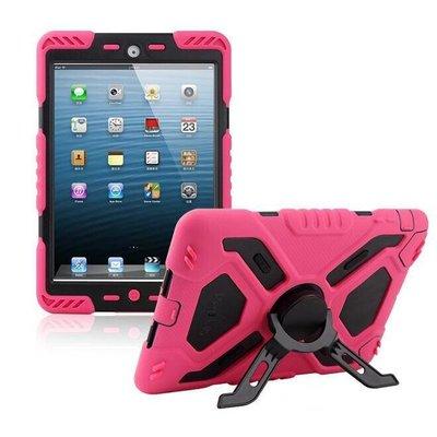 iPadspullekes.nl Spider Case voor iPad Air 2 roze/zwart