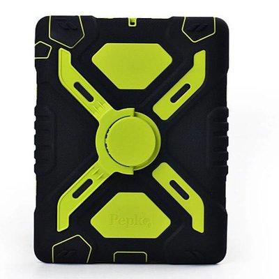 Pepkoo Spider Case voor iPad Air 2 zwart/groen