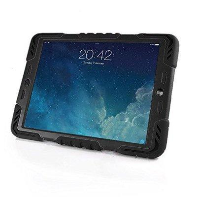 iPadspullekes.nl Spider Case voor iPad Mini 1 2 3 zwart