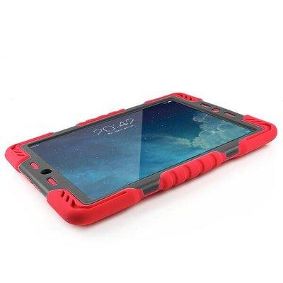 iPadspullekes.nl Spider Case voor iPad Mini 4 rood/zwart