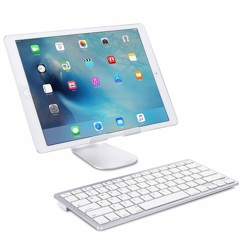 iPad standaard met toetsenbord