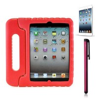iPadspullekes.nl iPad Air 2 Kids Cover rood