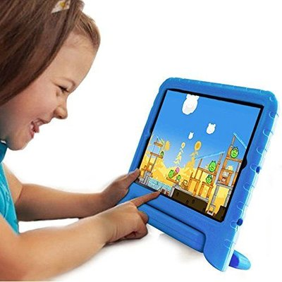 iPad Mini Kids Cover blauw
