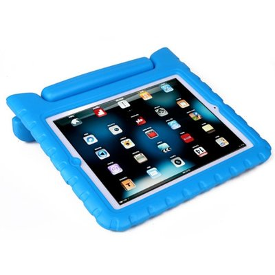 iPad Mini 4 Kids Cover blauw