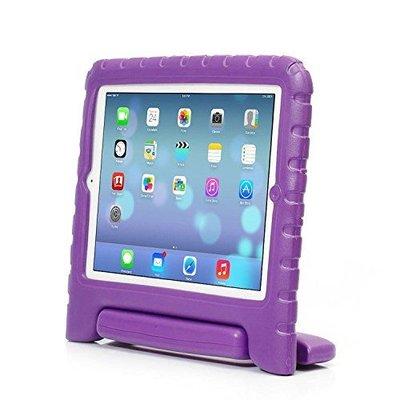 iPad Mini 4 Kids Cover paars