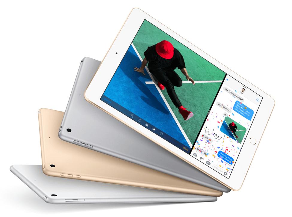 Nieuwe iPad 9.7
