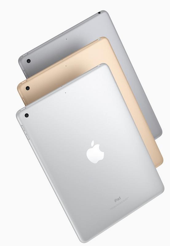 iPad 9.7 achterkant