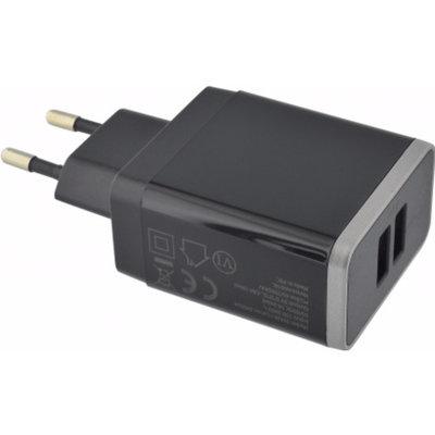 iPadspullekes.nl iPad oplader USB zwart