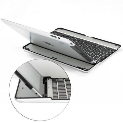 iPad 4 hoes met toetsenbord
