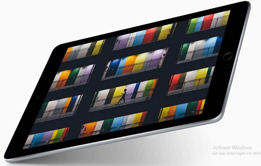 De nieuwe iPad 2017