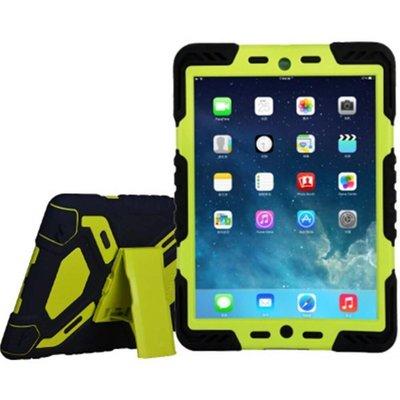 Pepkoo iPad 2017 hoes Spider Case zwart  groen