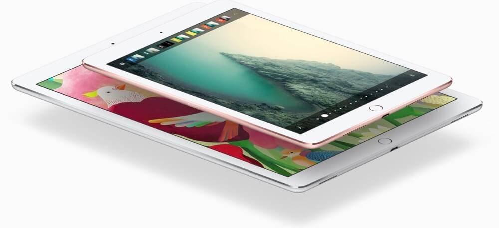 iPad Pro 10.5 de vervanger van de iPad Pro 9.7